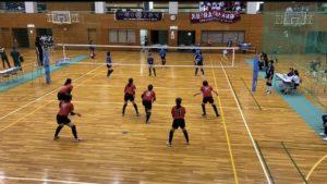 【女子バレーボール部】県総体代替大会