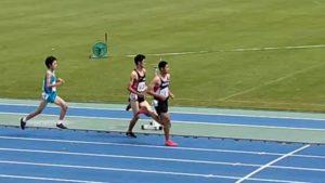 男子1500m