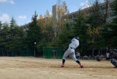 【軟式野球部】練習試合の結果④