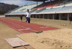 【陸上競技部】競技場練習を実施しました