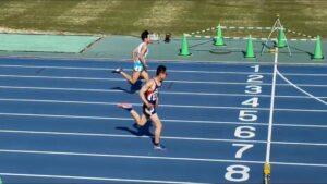 男子200m