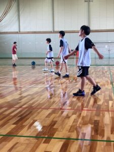 【男子バスケットボール部】練習試合に行ってきました。