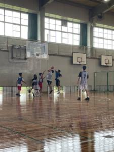 【男子バスケットボール部】WinterCUP東播地区予選に参加しました。