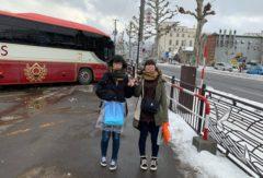 第54回生修学旅行  小樽散策⑤
